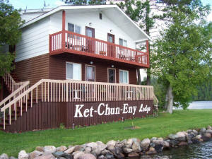 Ket-Chun-Eny Lodge in Temagami, Ontario